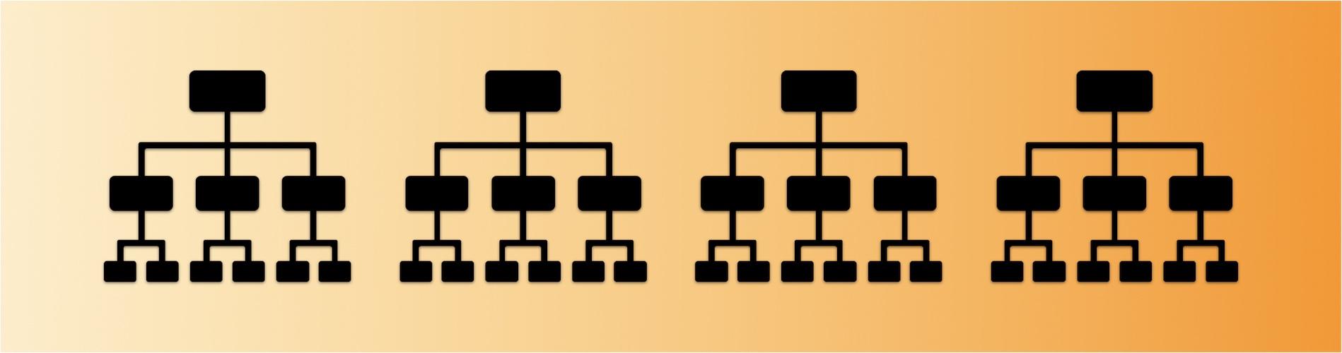 Imagem de organização das informações para um Post que explica de forma simples as principais características da taxonomia